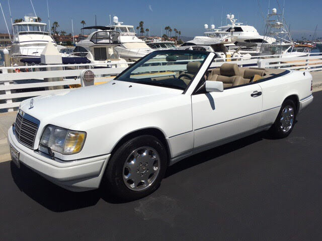 1994 mercedes benz e 320 convertible for sale mercedes for Mercedes benz e class 320