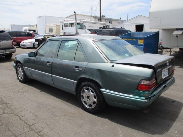 Mercedes Benz Of Anaheim >> 1994 Mercedes-Benz E320 Used 3.2L I6 24V Automatic Sedan NO RESERVE for sale - Mercedes-Benz E ...