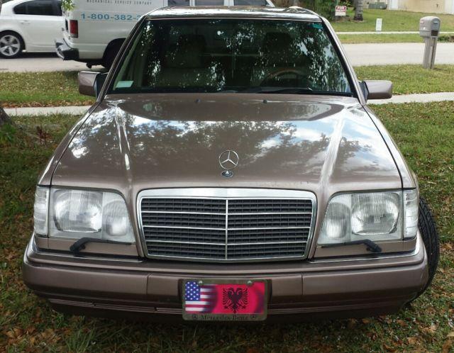 1994 mercedes benz e320 w124 for sale mercedes benz e for Mercedes benz for sale in florida