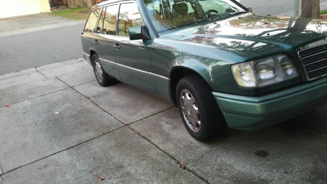 1994 mercedes benz e320 wagon as is runs drives for Mercedes benz dublin ca