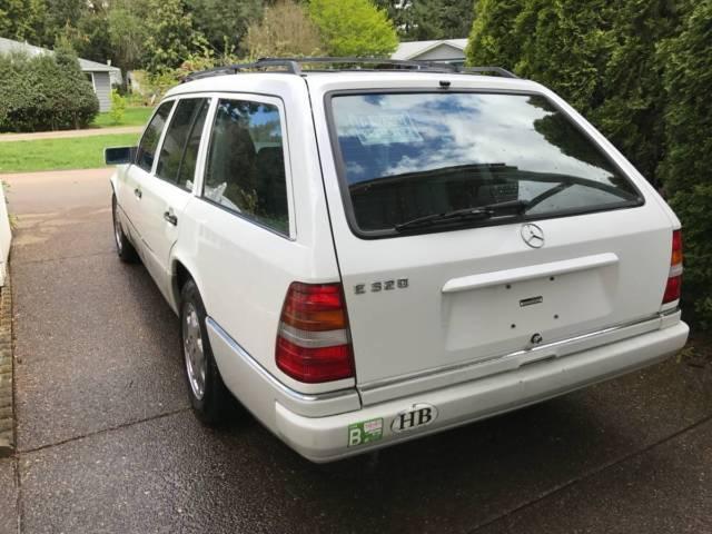 1994 mercedes benz e320 wagon for sale mercedes benz e class 1994 for sale in salem oregon united states davids classic cars