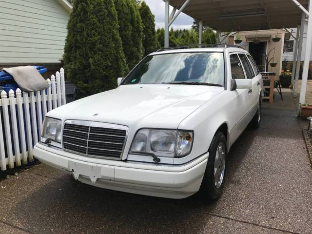 1994 mercedes benz e320 wagon for sale mercedes benz e class 1994 for sale in salem oregon. Black Bedroom Furniture Sets. Home Design Ideas