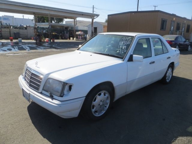 1994 mercedes benz e420 used 4 2l v8 32v automatic sedan
