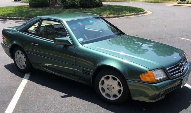 1994 Mercedes SL500 r129 for sale - Mercedes-Benz SL-Class