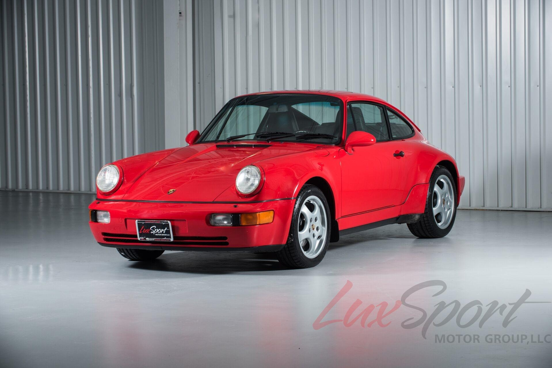 1994 Porsche 964 Carrera 4 Widebody Rare 1 Of 238 Built Red Black 62 000 Miles For Sale Porsche 911 1994 For Sale In New Hyde Park New York United States