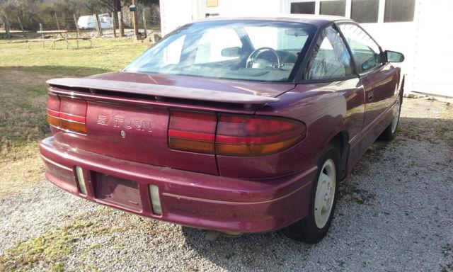 1994 Saturn Sc2 Coupe Bad Motor Bad Transmission Great