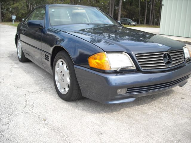 1994 sl500 trade in no reserve cheap transportation no for Mercedes benz of orange park florida