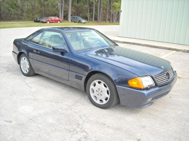 1994 sl500 trade in no reserve cheap transportation no for Mercedes benz orange park fl