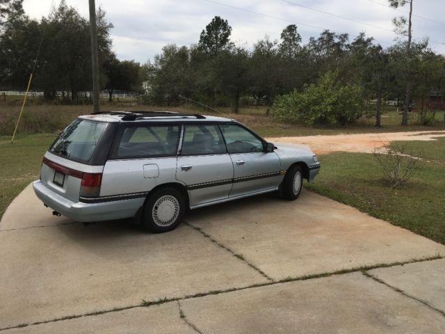 Subaru Legacy Postal Wagon For Sale >> 1994 subrau ( Right Hand Drive ) for sale - Subaru Legacy 1994 for sale in Winter Haven, Florida ...