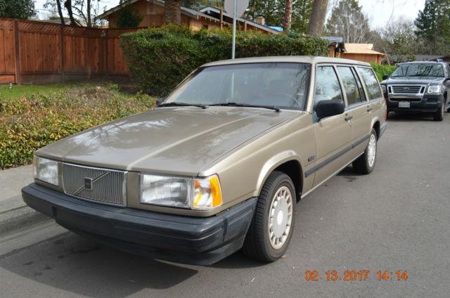 1994 volvo 940 wagon fully loaded non turbo all. Black Bedroom Furniture Sets. Home Design Ideas
