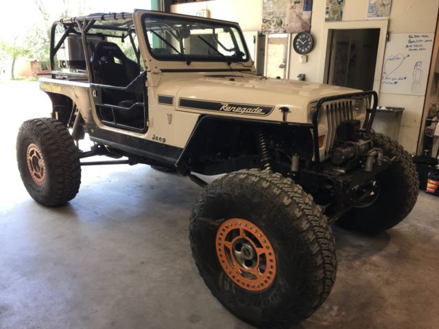 1995 jeep wrangler yj rock crawler cj7 renegade laredo moab rubicon with trailer for sale jeep. Black Bedroom Furniture Sets. Home Design Ideas