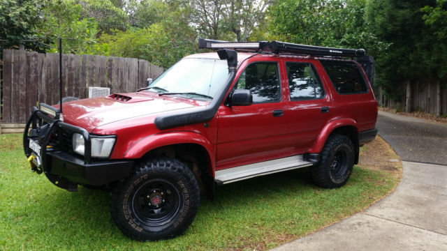 1995 toyota 4runner 2 8 turbo diesel for sale toyota 4runner 1965 for sale in baulkham hills. Black Bedroom Furniture Sets. Home Design Ideas