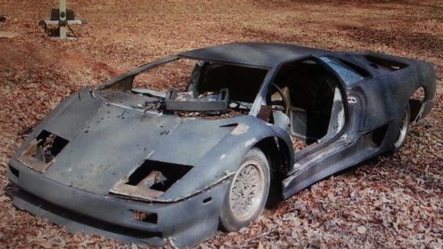 1999 Lamborghini Diablo Sv Replica Car Naerc Body Kit Car