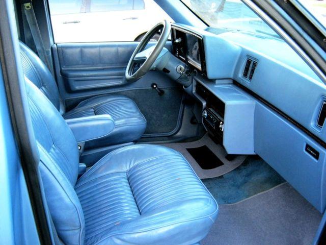 1st Generation Dodge Caravan Plymouth Voyager Minivan