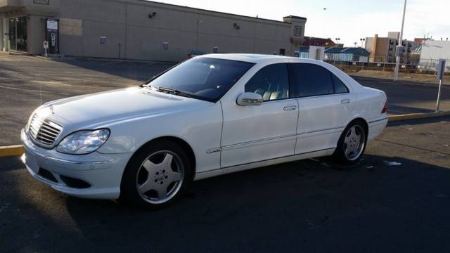 2001 mercedes benz s600 exceptional condition low mileage. Black Bedroom Furniture Sets. Home Design Ideas