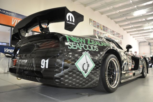 2005 Rx8 Koni Challenge Race Car For Sale: 2005 Dodge Viper Competition Coupe World Challenge Race