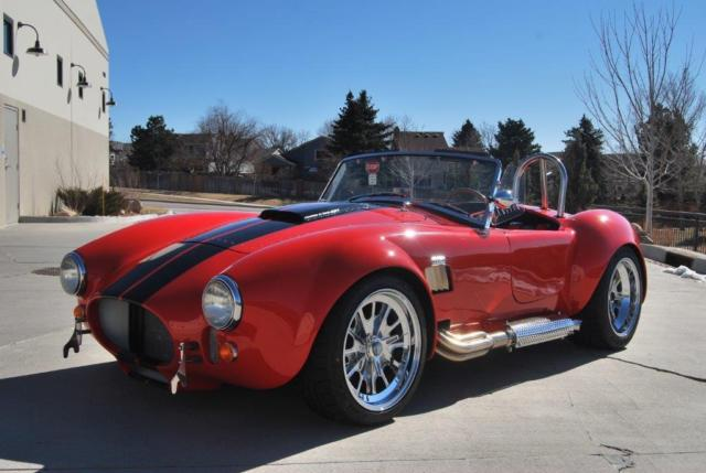 2015 Backdraft 1965 Roadster Rt3 For Sale Shelby