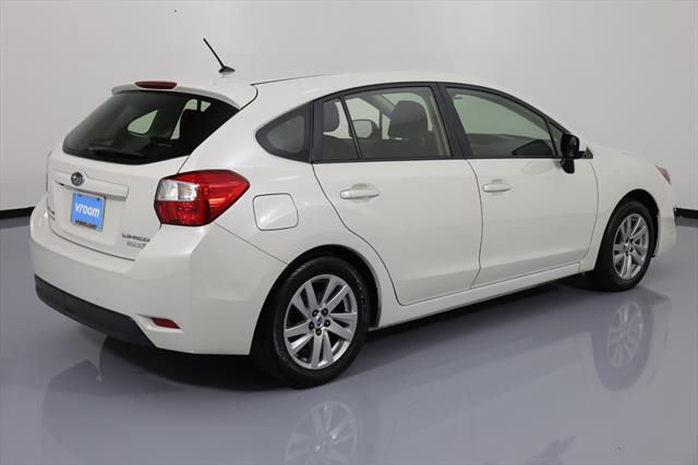 2013 Subaru Impreza 2 0i Premium Used 2013 Subaru Impreza