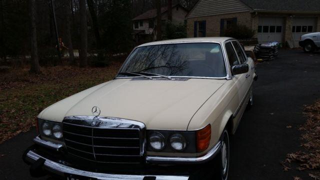 280s 1975 mercedes for sale mercedes benz 200 series for Mercedes benz northern va