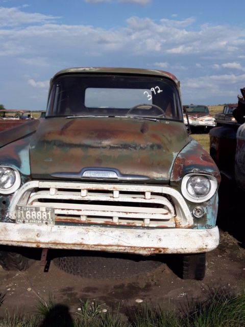 3 chevy 57 59 apache trucks for sale for sale chevrolet other pickups 1957 for sale in. Black Bedroom Furniture Sets. Home Design Ideas