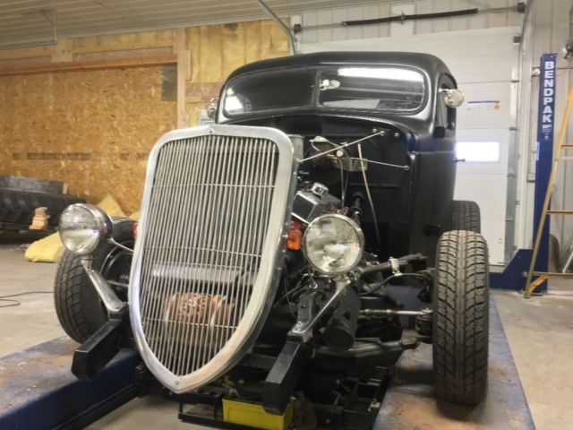 3 window coupe 1934 ford 1932 ford hot rod ratrod street for 1934 ford 3 window coupe project for sale