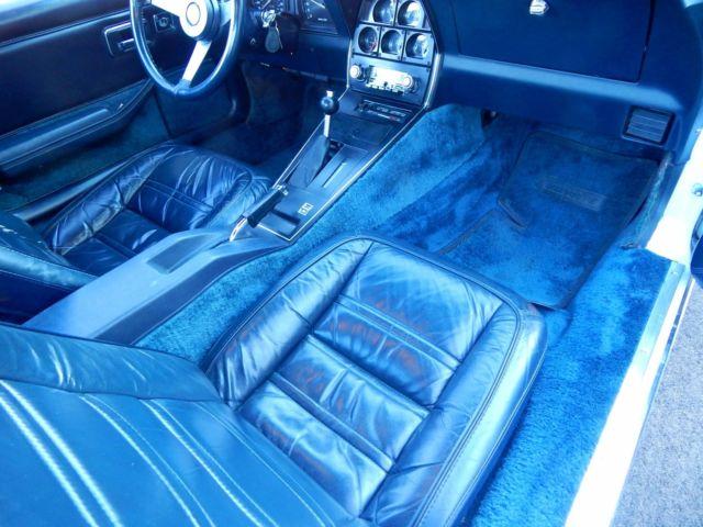 30k original mile survivor for sale chevrolet corvette 1978 for sale in springboro ohio. Black Bedroom Furniture Sets. Home Design Ideas