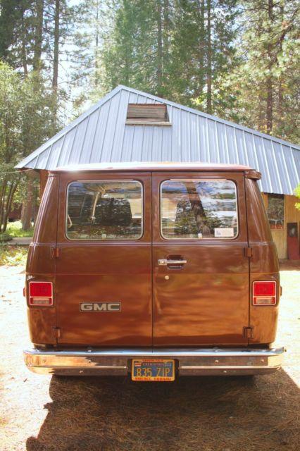 Used Cars Carson City >> 3,139 Original Miles 1979 GMC Santana Vintage Camper ...