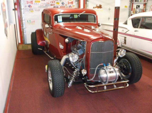 34 ford coupe with a 32 grill for sale ford other 1934 for sale in barre vermont united states. Black Bedroom Furniture Sets. Home Design Ideas
