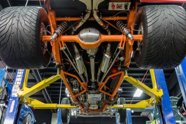 3W Coupe! GM 502ci V8 w/ 6-71 Blower, TCI Automatic, Moser Posi