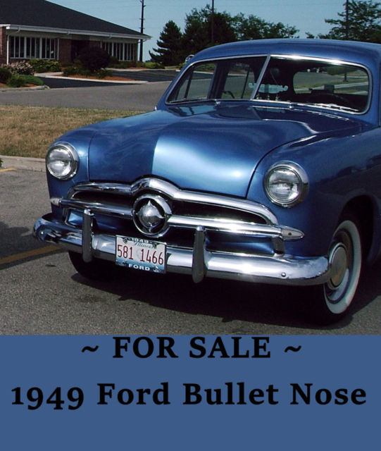 49 ford custom delux 4 door sedan for sale ford other