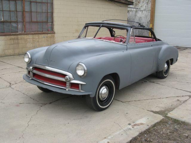 50 chevrolet convertible hotrod rat rod project for sale chevrolet other 1950 for sale in. Black Bedroom Furniture Sets. Home Design Ideas