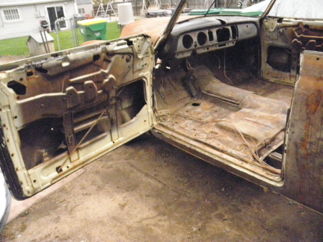 51 1951 CHEVY CHEVROLET DELUXE CONVERTIBLE PROJECT WITH ...