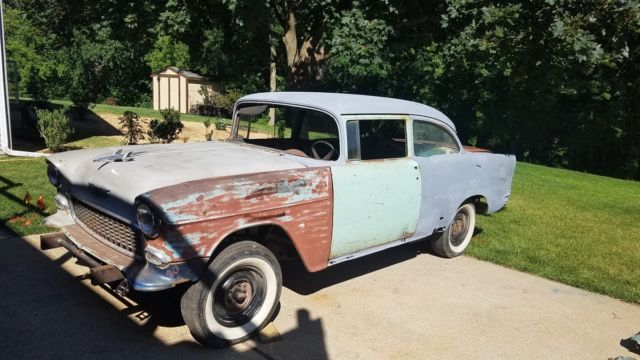 55 chevy gasser hot rat traditional rod project street freak straight axle iowa for sale. Black Bedroom Furniture Sets. Home Design Ideas