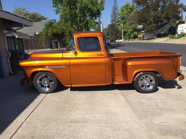 55 chevy pickup 3100 series for sale