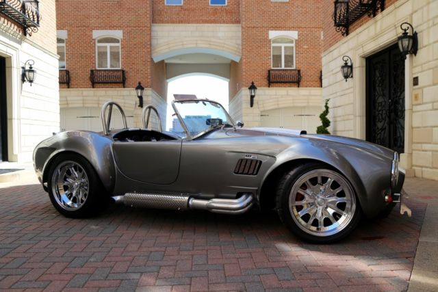 550hp Backdraft Racing Shelby Cobra for sale - Shelby Shelby