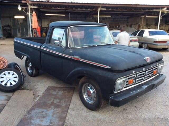 64 f100 ford rat rod for sale ford f 100 1964 for sale in pearland texas united states. Black Bedroom Furniture Sets. Home Design Ideas