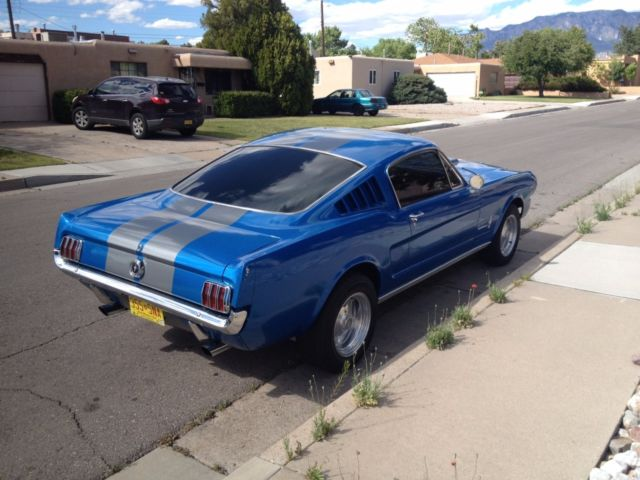 65 ford mustang fastback 2 2 fantastic car and great fun for sale ford mustang 1965 for sale. Black Bedroom Furniture Sets. Home Design Ideas