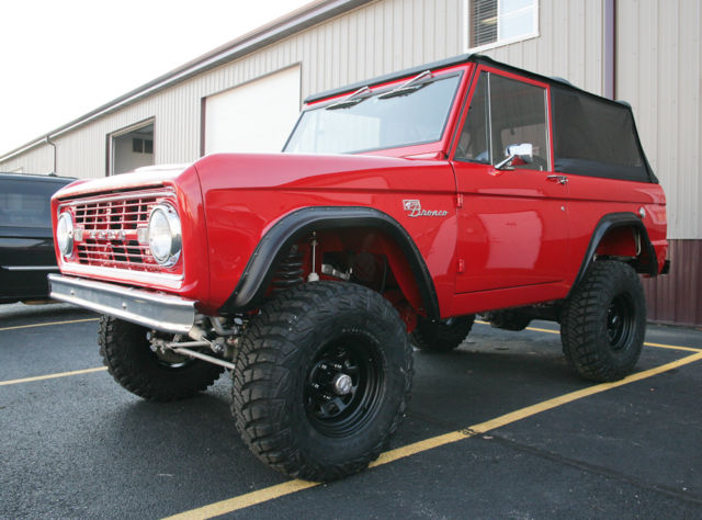 66-77 Early Ford Bronco For Sale