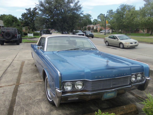 66 lincoln convert suicide doors mostly restored for. Black Bedroom Furniture Sets. Home Design Ideas