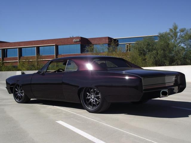 67 chevelle true ss 6spd pro touring vette ls2 celebrity westcoast customs for sale. Black Bedroom Furniture Sets. Home Design Ideas