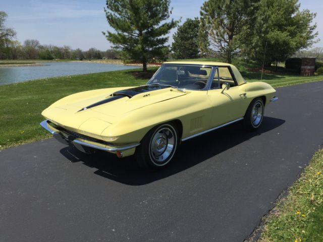 1966 Corvette Stingray >> 1966 Corvette 427 450 Hp Pictures to Pin on Pinterest - PinsDaddy