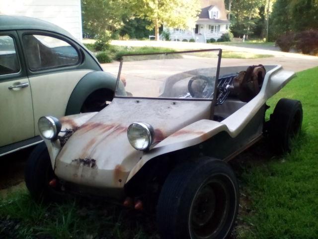 67 Vw Dune Buggy Body And 73 Bug