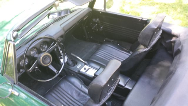 68 Datsun 2000 fairlady Roadster for sale - Datsun Other 1968 for