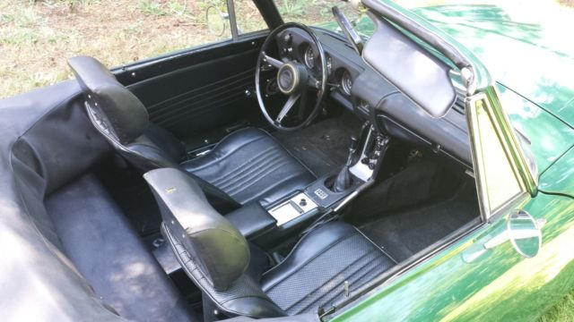 68 Datsun 2000 fairlady Roadster for sale - Datsun Other