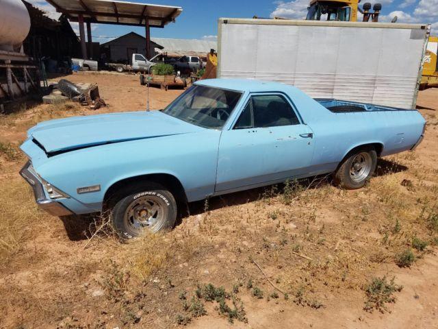 68 El Camino For Sale Chevrolet El Camino 1968 For Sale
