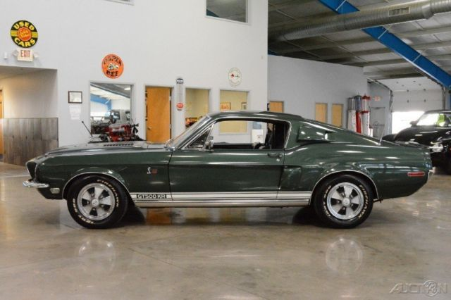 68 Ford Mustang Shelby Cobra Gt500kr Automatic 428 Cobra