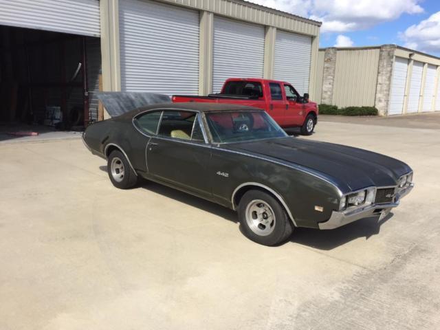 68 Olds 442 Garage find gem! for sale - Oldsmobile 442 ...