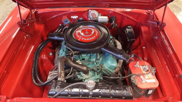 68 Red Road Runner Belvedere 383 V8 Auto Power Classic Show