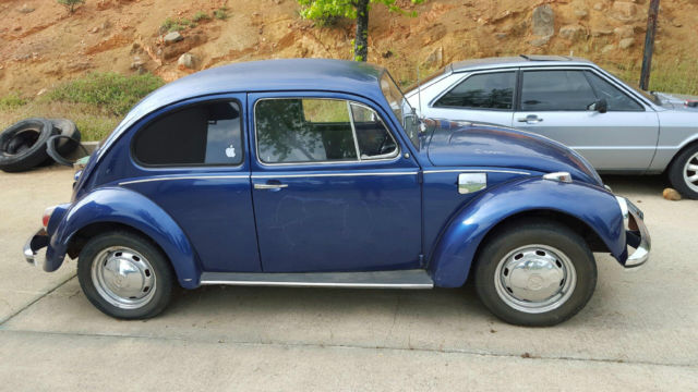 Elk Grove Vw >> 68 VW BUG Need TLC, But with lots of Extras for sale - Volkswagen Beetle - Classic 1968 for sale ...