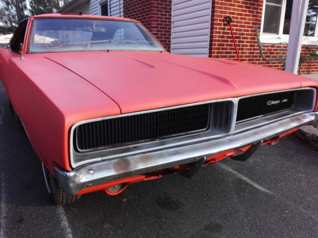 69 dodge charger 383 big block matching numbers best offer gen lee project for sale. Black Bedroom Furniture Sets. Home Design Ideas